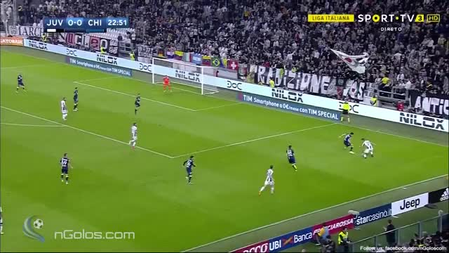 Watch and share (www.nGolos.com) Juventus 1-0 Chievo - Higuain 24' GIFs on Gfycat