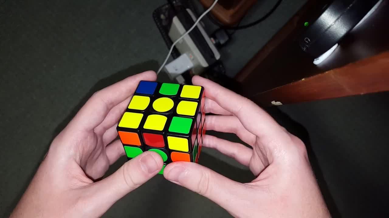 cubers, like this (reddit) GIFs