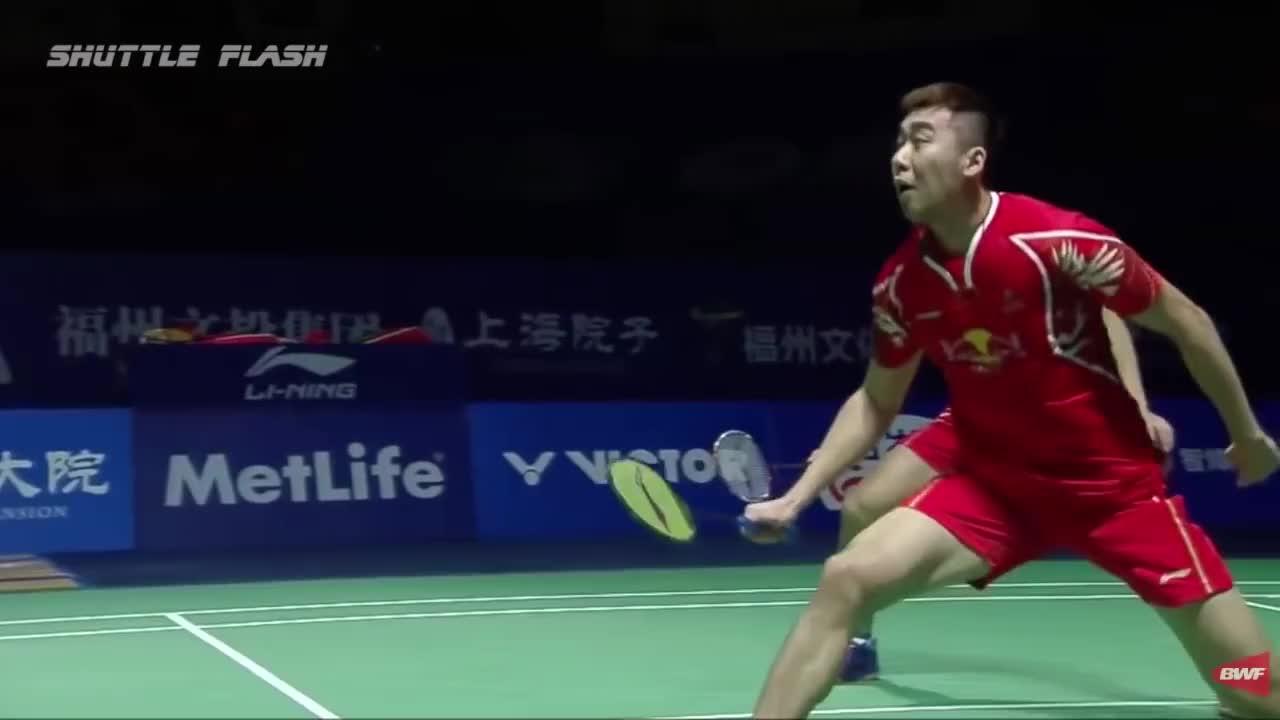 badminton, grip, net, racket, raquets, shuttle, shuttlecock, sports, yonex, KEVIN SANJAYA dismissing other players since 2014 GIFs