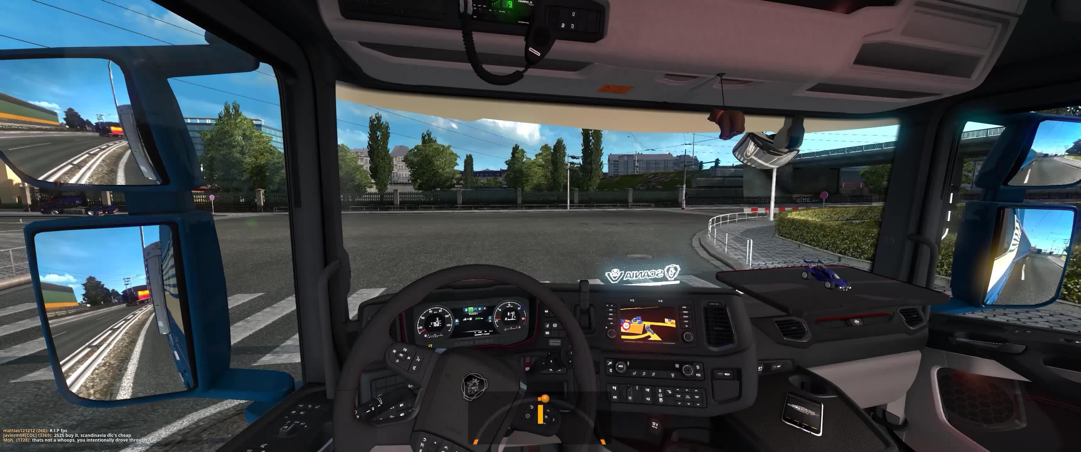 Euro Truck Simulator 2 2019 04 03 21 35 14 09 DVR Mp 4