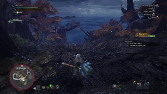 Watch Monster Hunter World 20180210123214 GIF on Gfycat. Discover more related GIFs on Gfycat