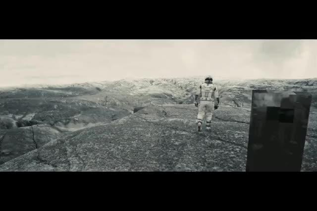Watch and share Interstellar Walking Block Robot (reddit) GIFs on Gfycat