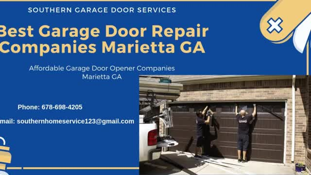 Watch and share Affordable Garage Door Repair Companies Marietta GA GIFs by Scott Danny on Gfycat