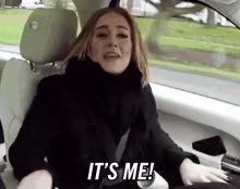Watch Adele Carpool GIF on Gfycat. Discover more related GIFs on Gfycat