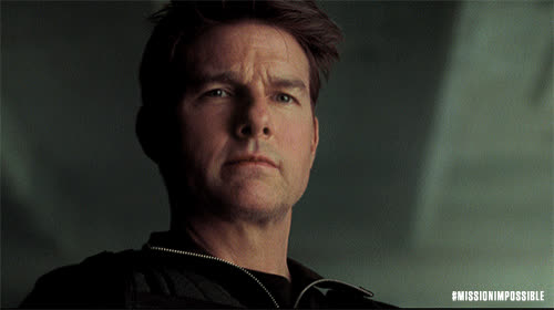 MissionImpossible360, action, blockbuster, epic, m.i., mission: impossible, missionimpossible, movies, paramount pictures, tom cruise, Tom Pointing A Gun GIFs