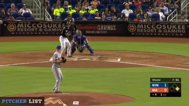Watch 4th Dietrich SL GIF on Gfycat. Discover more Miami Marlins, New York Mets, baseball GIFs on Gfycat
