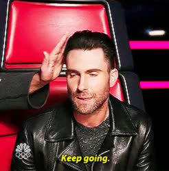 Watch and share Actual Puppy GIFs and Adam Levine GIFs on Gfycat