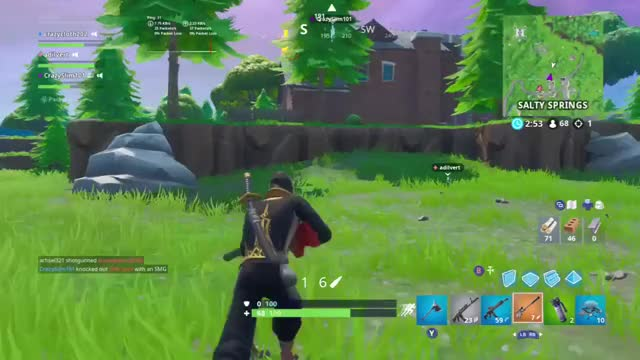 Watch and share Clutch Win GIFs and Fortnitebr GIFs on Gfycat