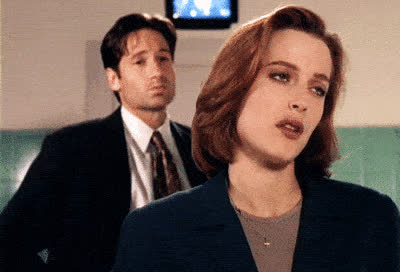 anderson, angry, can't, dana scully, david, disappointed, duchovny, even, eye, eyeroll, fox mulder, gillian, mad, mulder, roll, scully, seriously, the x files, x files, xfiles, Scully eyeroll GIFs