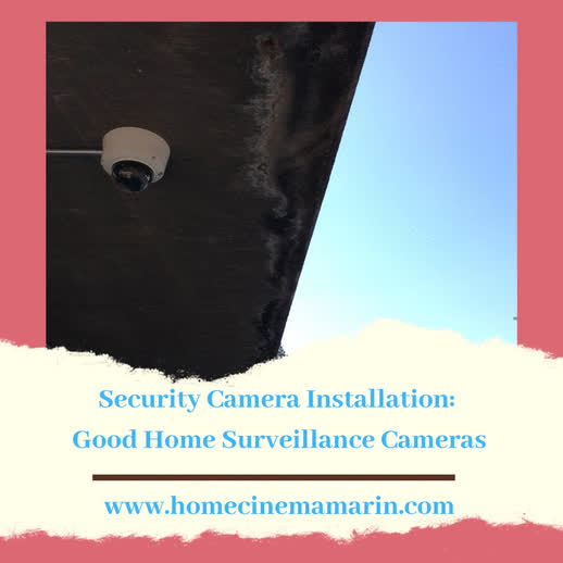 Security Camera Installation Good Home Surveillance Cameras GIFs