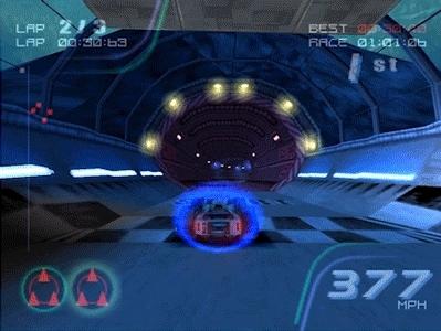 gaminggifs, Rollcage Stage II - PSX GIFs