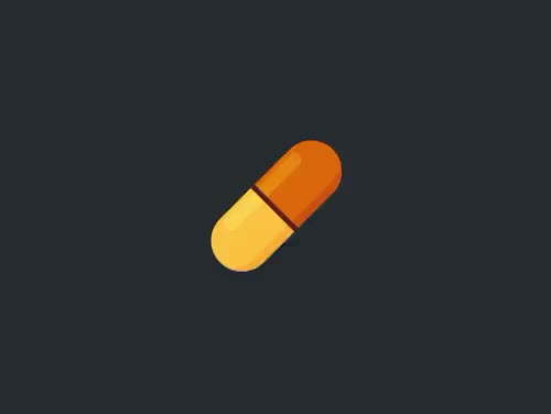 Watch Pill - Anidays 106 GIF on Gfycat. Discover more 2d animaton, 2d illustration, anidays, animated gif, gif, loop animation, medicine, pill GIFs on Gfycat