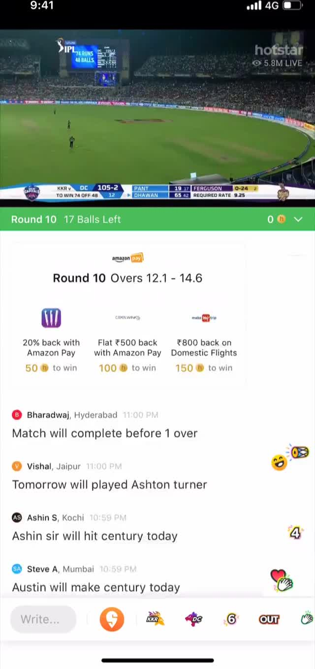 Watch and share WatchNPlay Prediction GIFs on Gfycat