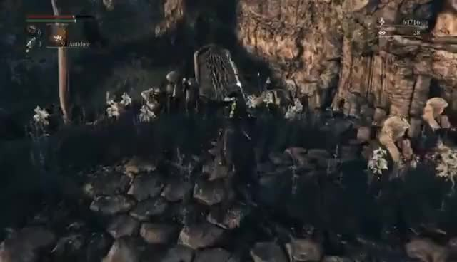 Watch Bloodborne - Commentary and Critique GIF on Gfycat. Discover more related GIFs on Gfycat