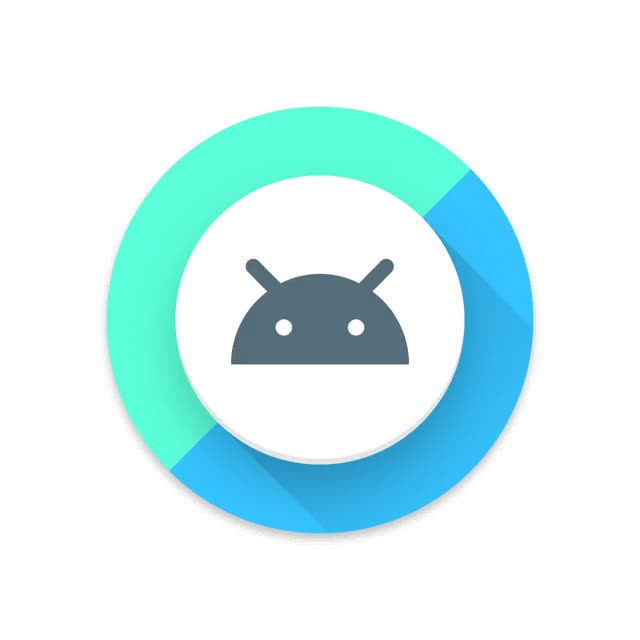 Watch and share Android O Icon Jiggle GIFs by Cameron Faulkner on Gfycat