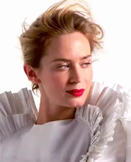 Watch this emily blunt GIF on Gfycat. Discover more emily blunt, emilybluntgif, instyle, my gifs, photo shoot GIFs on Gfycat