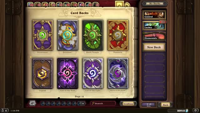 Watch and share Hearthstone 2019-10-10 23-06-11 GIFs on Gfycat