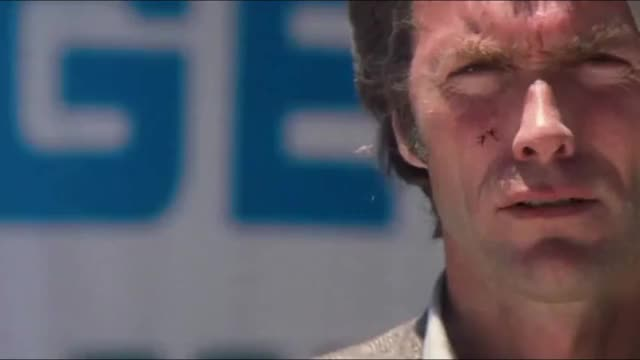 Watch and share Clint Eastwood GIFs by thebigsexy1 on Gfycat