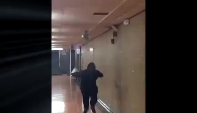 When Kids Run Like Naruto GIFs