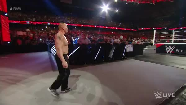 Watch and share Lesnar GIFs and Raw GIFs on Gfycat