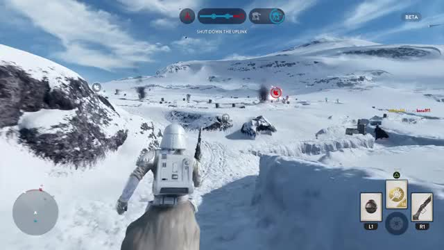 Watch Battlefront AT-AT robbery GIF on Gfycat. Discover more starwarsbattlefront GIFs on Gfycat