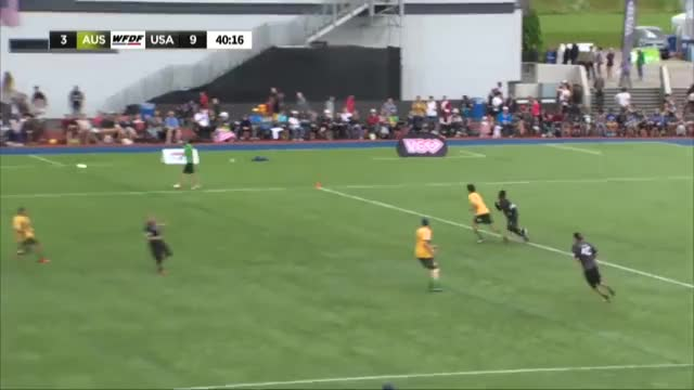 Watch WUGC 2016 Finals Highlights GIF by @dipson on Gfycat. Discover more frisbee, ultimate GIFs on Gfycat