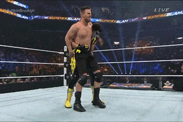 Watch stephen amell wwe GIF on Gfycat. Discover more related GIFs on Gfycat