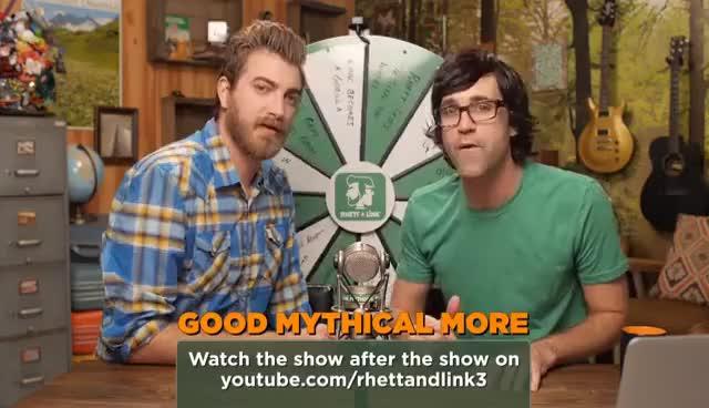 Watch and share Rhettlink GIFs on Gfycat