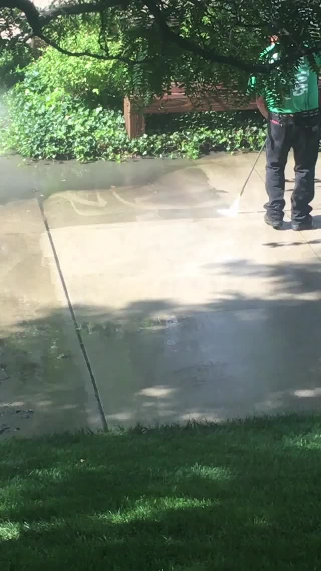 Watch and share Power Washing GIFs on Gfycat