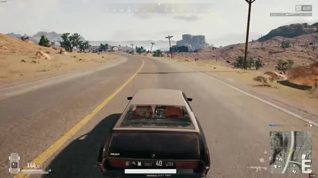 Engine Sound And Speed Of The New 4 Door Muscle Car For Miramar Gif