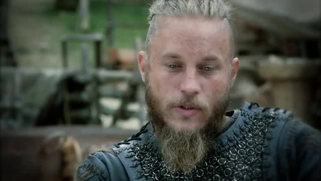 Watch and share Travis Fimmel GIFs and Athelstan GIFs on Gfycat