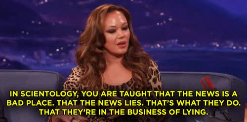 Watch and share Leah Remini GIFs on Gfycat