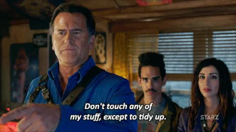 Watch Pablo GIF on Gfycat. Discover more bruce campbell GIFs on Gfycat