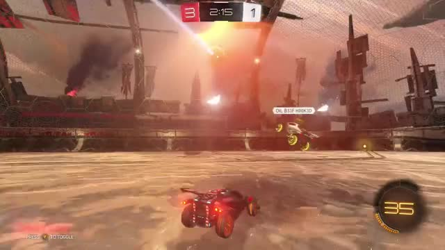 Watch Goal GIF by Gamer DVR (@xboxdvr) on Gfycat. Discover more DecentDave, RocketLeague, xbox, xbox dvr, xbox one GIFs on Gfycat