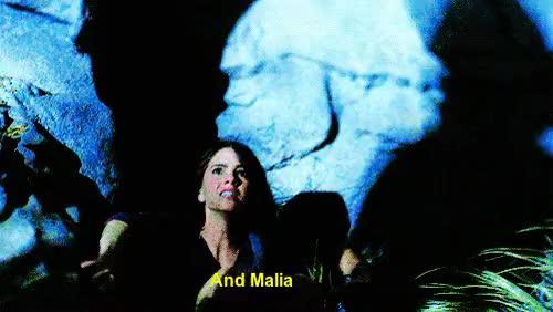 Watch Malia & Desert Wolf // Teen Wolf 5x01   GIF on Gfycat. Discover more Malia Hale, desert wolf, malia tate, series, teen wolf, teen wolf family, teen wolf fandom, teen wolf season 5 GIFs on Gfycat
