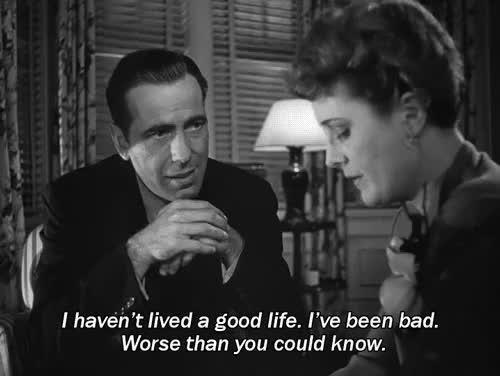 Watch From The Maltese Falcon (1941). GIF on Gfycat. Discover more 1940s, classic film, classic movies, femme fatale, film noir, gif, glamour, humphrey bogart, john huston, mary astor, my gif, noir, nostalgia, old movies, retro, the maltese falcon GIFs on Gfycat