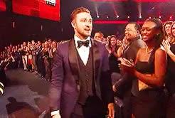 Watch and share Justin Timberlake GIFs on Gfycat