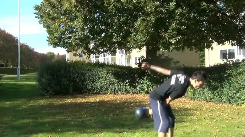 Kettlebell juggling tutorial | flips & advanced spins GIFs