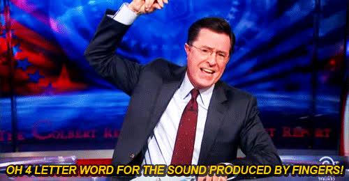 Stephen Colbert, damn, ohshit, ohsnap, oh snap GIFs