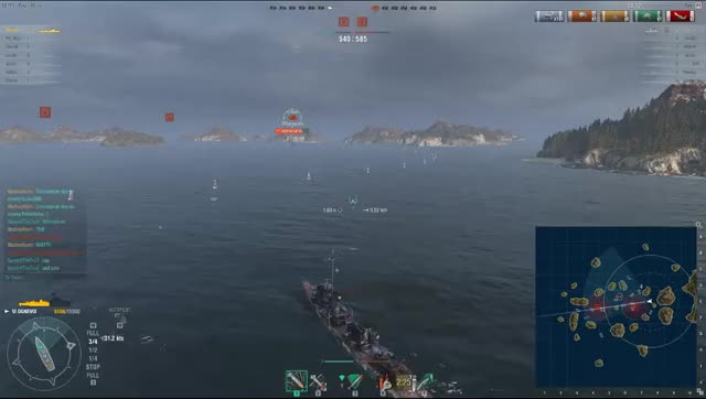 Watch and share World Of Warships GIFs by madnerkami on Gfycat