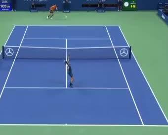 Watch and share Novak Djokovic GIFs by Richard Rabbat on Gfycat