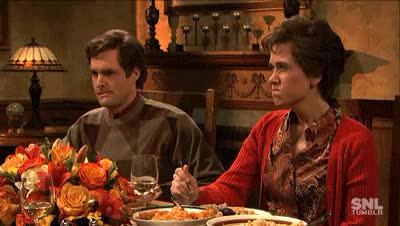 Watch and share Thanksgiving SNL GIFs by Danno on Gfycat