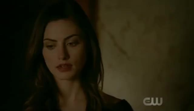 Watch and share Daniel Gillies GIFs and Phoebe Tonkin GIFs on Gfycat