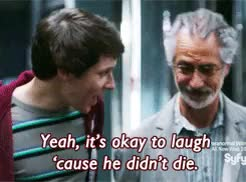 Watch and share David Strathairn GIFs and Ryan Cartwright GIFs on Gfycat