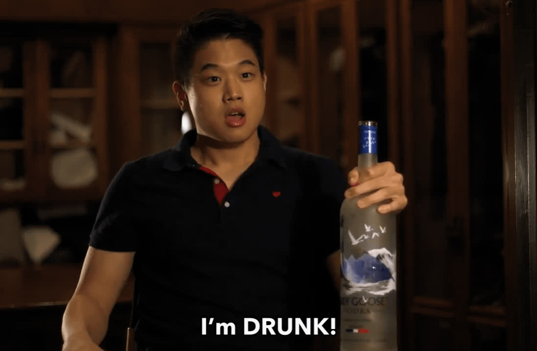 Ki Hong Lee, asian bachelorette, drunk, party, wong fu productions, yelling, Asian Bachelorette GIFs
