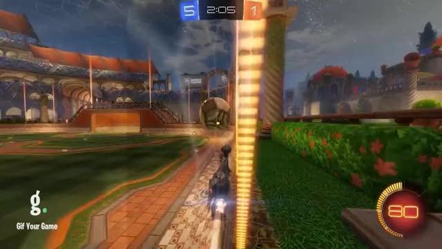Remixed Goal 7: ›Gosu‹ Bl4ckGhost