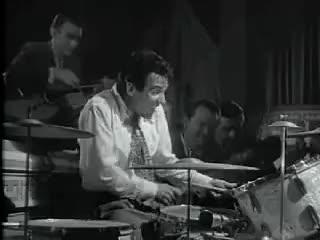 Watch Gene Krupa (drum solo) GIF on Gfycat. Discover more Gene Krupa GIFs on Gfycat