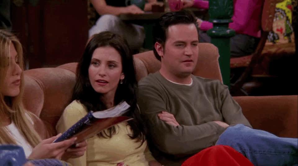 Phoebe, howyoudoin, FRIENDS S06E21 GIFs