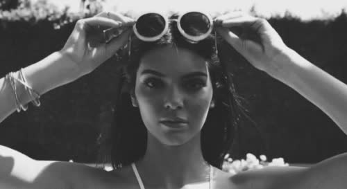 Deal with it, model, wow, Kendall Jenner GIFs