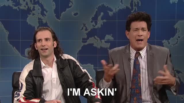 Watch and share Saturday Night Live GIFs and Bruce Chandling GIFs by Ricky Bobby on Gfycat